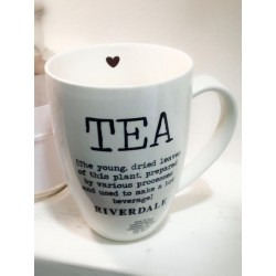 Tea mug XL