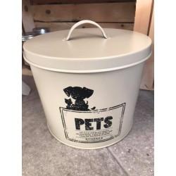 Food Storage Pets beige