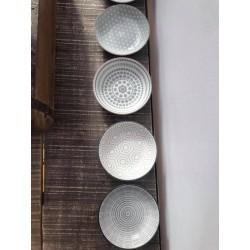 Piattino decorativo in ceramica