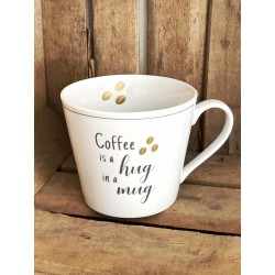 Happy Cup Coffee Hug