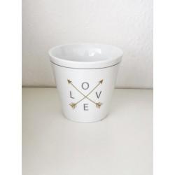Espresso Cup Love
