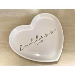 Piatto Endless Love