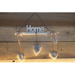 Hanger in legno HOME
