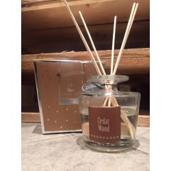 Diffusore a bastoncini legno di cedro 70 ml