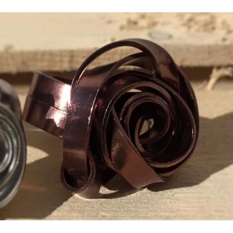 """Anello """"ROSA"""" color bronzo"""