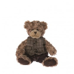 Bear Boy brown 25 cm