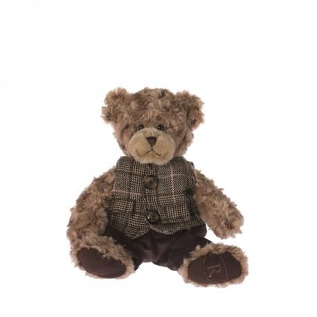 Bear Boy brown 25 cm