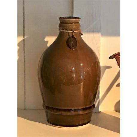 Vaso Saintes marrone 22 cm