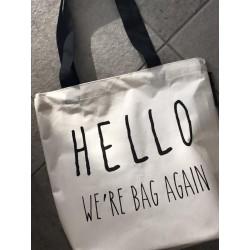 Shopping bag lavabile, impermeabile