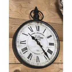 Orologio da parete in metallo Good Old Times